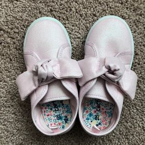 Pink Carter Shoes Size 10 Toddler - NEVER WORN
